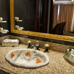 Hotel Plaza Del General ванная