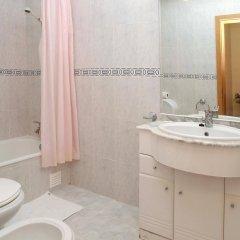 Отель Apartamentos Turisticos Jardins Da Rocha ванная фото 2