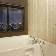 Agora Fukuoka Hilltop Hotel & Spa Фукуока ванная