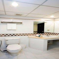 Отель Ecotel Бангкок ванная