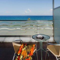 Отель Belair Beach Греция, Родос - 1 отзыв об отеле, цены и фото номеров - забронировать отель Belair Beach онлайн балкон