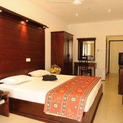 Отель Golden Star Beach Hotel Шри-Ланка, Негомбо - отзывы, цены и фото номеров - забронировать отель Golden Star Beach Hotel онлайн комната для гостей