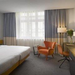 Отель K+K Hotel Fenix Чехия, Прага - 4 отзыва об отеле, цены и фото номеров - забронировать отель K+K Hotel Fenix онлайн удобства в номере фото 2