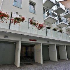 James Hotel & Apartments парковка