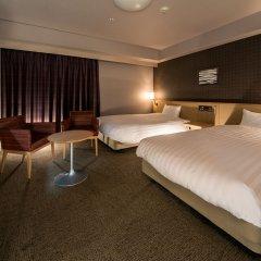 Отель Daiwa Roynet Hotel Hakata-Gion Япония, Хаката - отзывы, цены и фото номеров - забронировать отель Daiwa Roynet Hotel Hakata-Gion онлайн комната для гостей фото 5
