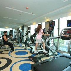 Отель 39 Boulevard Executive Residence фитнесс-зал фото 4