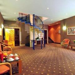 Отель Best Western Crequi Lyon Part Dieu Франция, Лион - отзывы, цены и фото номеров - забронировать отель Best Western Crequi Lyon Part Dieu онлайн интерьер отеля
