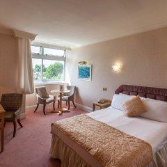 Отель Britannia Hampstead Лондон комната для гостей