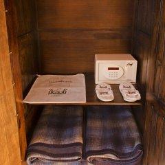 Отель Ikaki Niwas сейф в номере