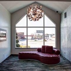 Отель Quality Inn and Suites North/Polaris США, Колумбус - отзывы, цены и фото номеров - забронировать отель Quality Inn and Suites North/Polaris онлайн интерьер отеля фото 2