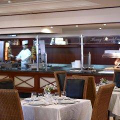 Отель Roda Beach Resort & Spa All-inclusive питание