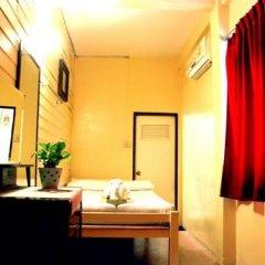 Отель Marcopolo Hostel Таиланд, Бангкок - отзывы, цены и фото номеров - забронировать отель Marcopolo Hostel онлайн комната для гостей фото 3