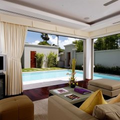 Отель The Residence Resort & Spa Retreat 4* Вилла с различными типами кроватей фото 5