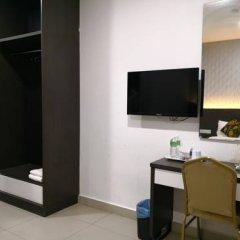 D'Metro Hotel 3* Улучшенный номер с различными типами кроватей фото 10