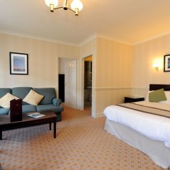 Best Western Lamphey Court Hotel and Spa комната для гостей