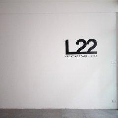 L22 Hostel интерьер отеля
