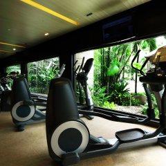 Отель Centara Grand at Central Plaza Ladprao Bangkok фитнесс-зал