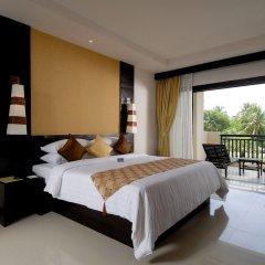 Отель Horizon Karon Beach Resort And Spa Пхукет комната для гостей