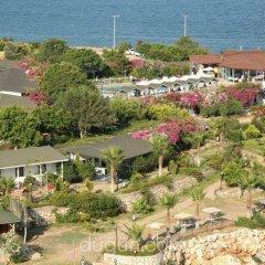 Grand Ada Hotel пляж