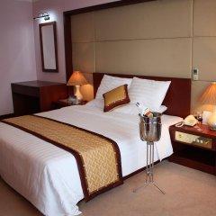 Отель Halong Pearl Халонг комната для гостей