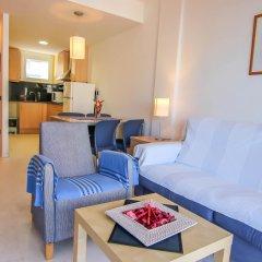 Отель S'Abanell Central Park Испания, Бланес - отзывы, цены и фото номеров - забронировать отель S'Abanell Central Park онлайн комната для гостей фото 3