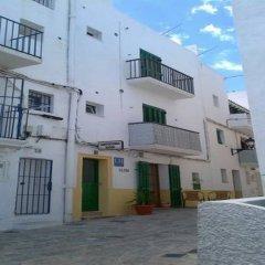 Отель Casa de Huespedes la Pena парковка