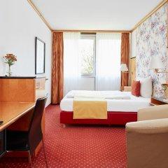 Living Hotel am Deutschen Museum by Derag комната для гостей