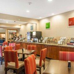 Отель Comfort Inn North/Polaris питание