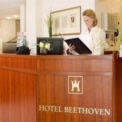 Отель Hampshire Hotel - Beethoven Нидерланды, Амстердам - 2 отзыва об отеле, цены и фото номеров - забронировать отель Hampshire Hotel - Beethoven онлайн интерьер отеля фото 3