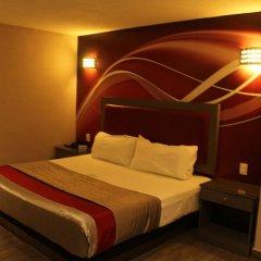 Отель Dali Plaza Ejecutivo Мексика, Гвадалахара - отзывы, цены и фото номеров - забронировать отель Dali Plaza Ejecutivo онлайн комната для гостей фото 5