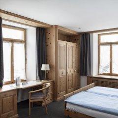 Отель Davoserhof Швейцария, Давос - отзывы, цены и фото номеров - забронировать отель Davoserhof онлайн комната для гостей фото 5
