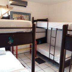 Отель Kukulcan Hostel & Friends Мексика, Канкун - отзывы, цены и фото номеров - забронировать отель Kukulcan Hostel & Friends онлайн комната для гостей