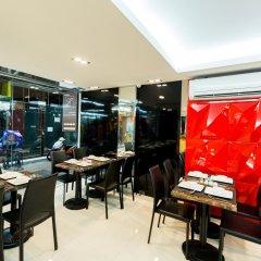 Отель Euro Luxury Pavillion Бангкок питание