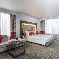 Отель Novotel Bangkok Ploenchit Sukhumvit комната для гостей