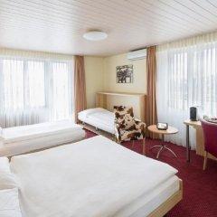 Leoneck Swiss Hotel комната для гостей фото 3