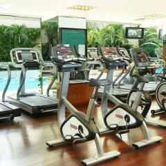 Отель Caravelle Saigon фитнесс-зал