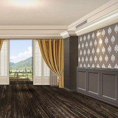 Отель Kensington Hotel Pyeongchang Южная Корея, Пхёнчан - 1 отзыв об отеле, цены и фото номеров - забронировать отель Kensington Hotel Pyeongchang онлайн балкон