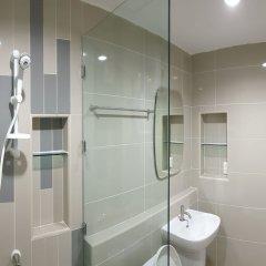 Отель The Cosy River Бангкок ванная
