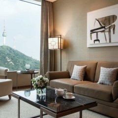 Отель Courtyard by Marriott Seoul Namdaemun Южная Корея, Сеул - отзывы, цены и фото номеров - забронировать отель Courtyard by Marriott Seoul Namdaemun онлайн комната для гостей фото 4
