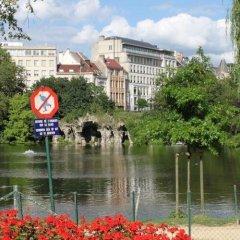Отель B&B Home & the City Бельгия, Брюссель - отзывы, цены и фото номеров - забронировать отель B&B Home & the City онлайн приотельная территория