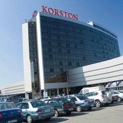 Отель Korston Tower Казань парковка