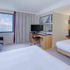 Отель Hilton Manchester Airport Манчестер комната для гостей фото 3
