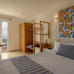 Отель Gizis Exclusive Греция, Остров Санторини - отзывы, цены и фото номеров - забронировать отель Gizis Exclusive онлайн комната для гостей фото 4
