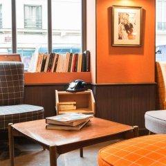 Отель Hôtel Boris V. by Happyculture интерьер отеля фото 3