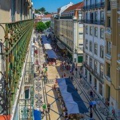 Отель Be Poet Baixa Hotel Португалия, Лиссабон - отзывы, цены и фото номеров - забронировать отель Be Poet Baixa Hotel онлайн