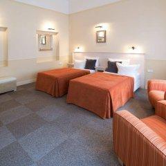 Отель Unitas Hotel Чехия, Прага - 9 отзывов об отеле, цены и фото номеров - забронировать отель Unitas Hotel онлайн комната для гостей фото 2