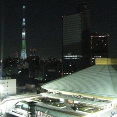 Pearl Hotel Ryogoku спортивное сооружение