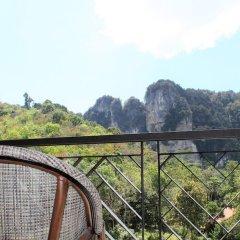 Отель The Pavilions Anana Krabi Таиланд, Ао Нанг - отзывы, цены и фото номеров - забронировать отель The Pavilions Anana Krabi онлайн балкон