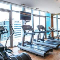Отель Vacation Bay - Grand Residence фитнесс-зал