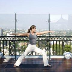 Отель London West Hollywood at Beverly Hills фитнесс-зал фото 3